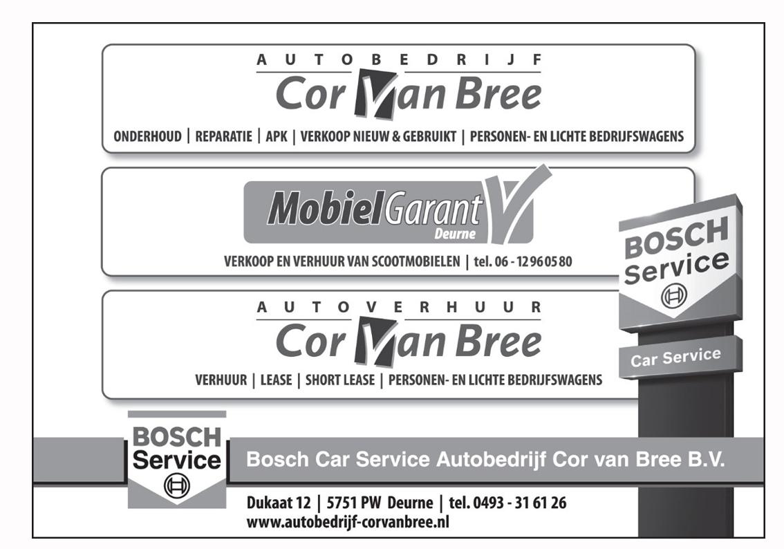 Cor van Bree autobedrijf