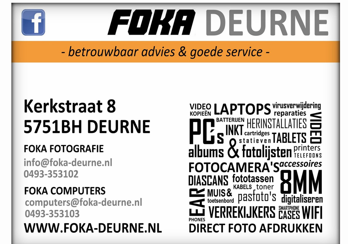 Foka fotografie & computers