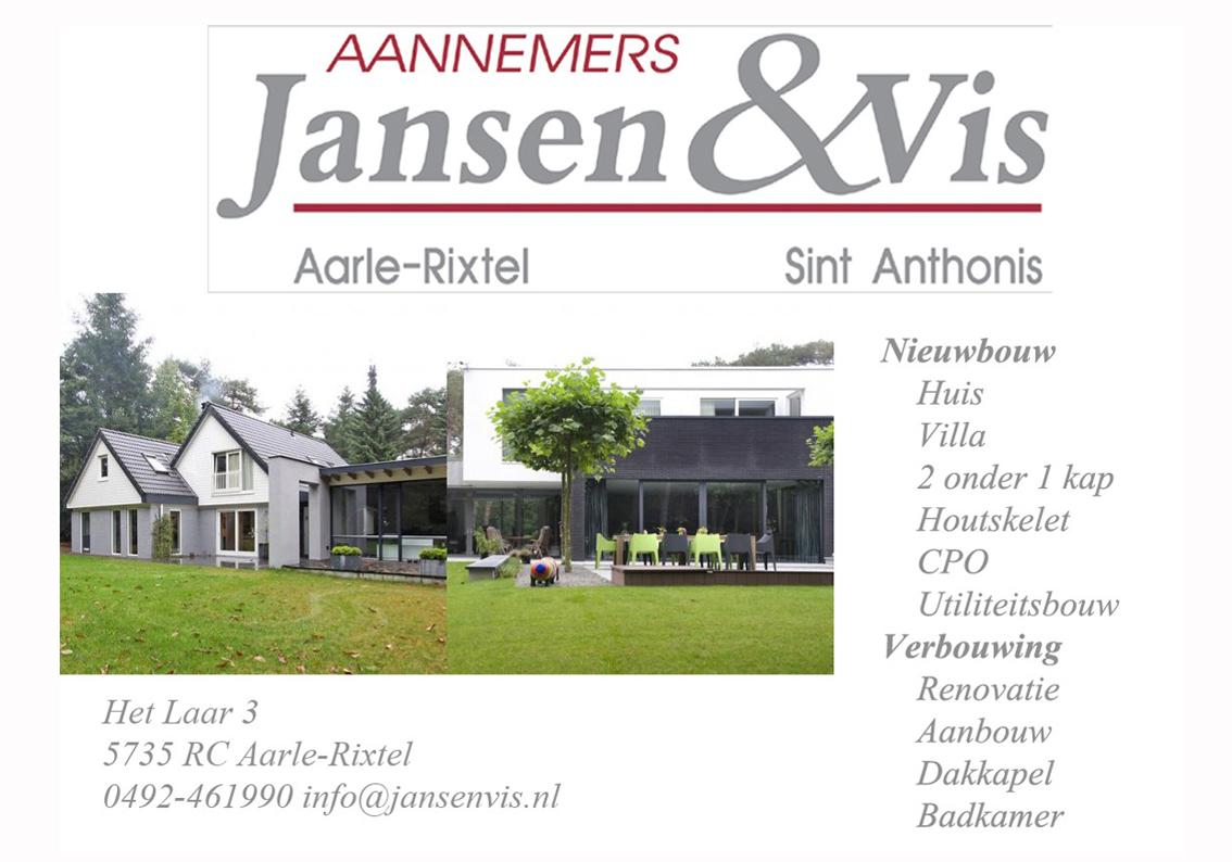 Jansen & Vis aannemers