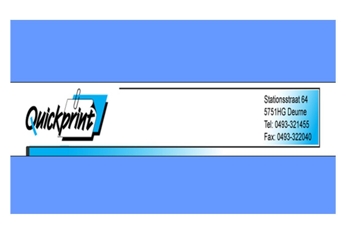 Quickprint Copyshop