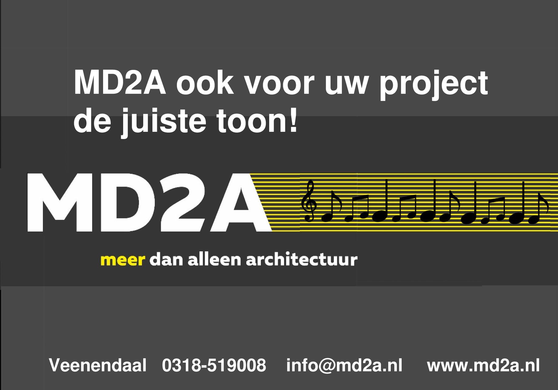 MD2A Architecten Veenendaal