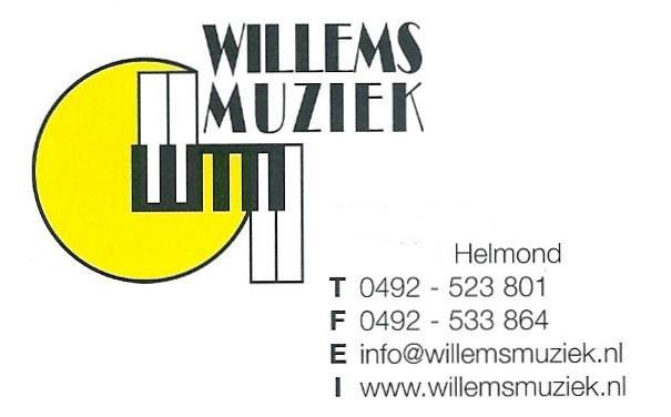 Willems Muziek Helmond