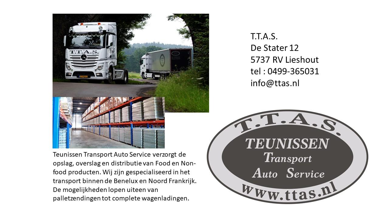 Teunissen transport auto service